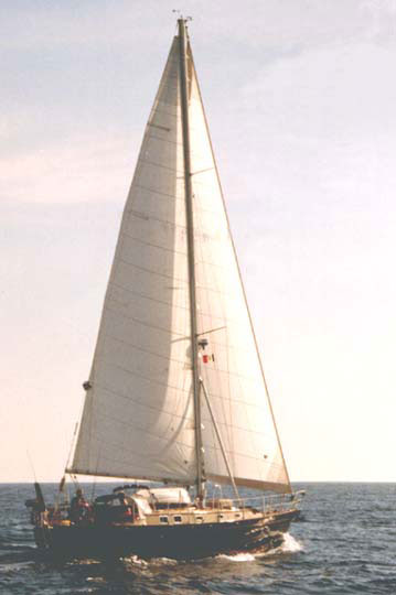 Ted Brewer Yacht Design